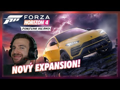 OSTROV POKLADŮ/FORTUNE ISLAND! | Forza Horizon 4 thumbnail