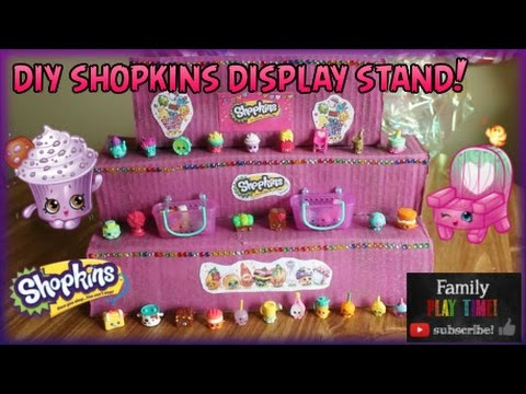 How to make a shopkins display stand cardboard diy tutorial how to make a shopkins display stand cardboard diy tutorial crafty do it yourself youtube solutioingenieria Gallery