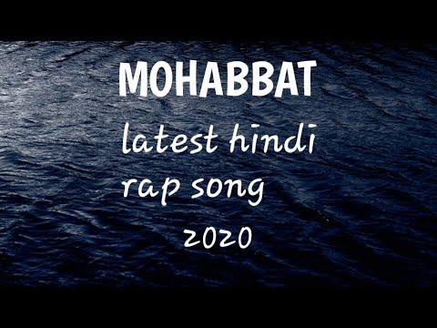 MOHABBAT -  Latest hindi rap   ft  Slr