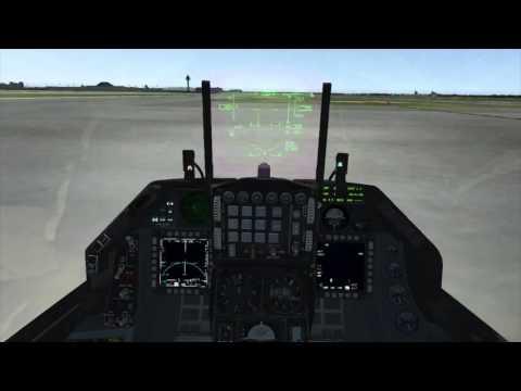 Falcon BMS 4.33: AGM-84 Harpoon