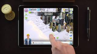 SimCity BuildIt — Welcome to Tokyo Town