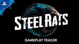 Steel Rats – Gameplay Trailer | PS4