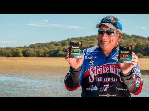 Braid Vs. Fluorocarbon For Flipping, Pitching