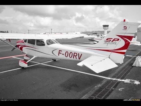 TakeOff | Cessna 172 Skyhaw | TFFA | 720p