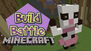 Build Battle - VACA BAILARINA E UP ALTAS AVENTURAS