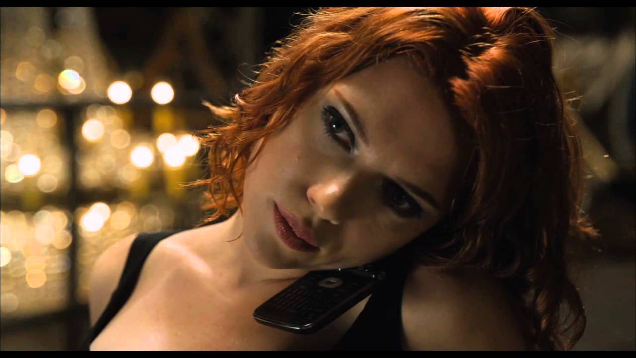 """the avengers movie clip """"black widow interrogation"""" official 2012"""