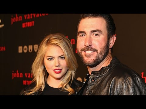 Kate Upton Engaged to Justin Verlander
