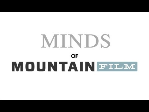 Minds of Mountain Film 2013: Louie Psihoyos