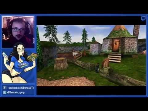 Quidditche Lorraine - Harry Potter 1 (PC) #3 - Benzaie Live