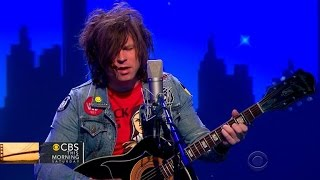 "Ryan Adams performs ""Gimme Something Good"" on Saturday Sessions"