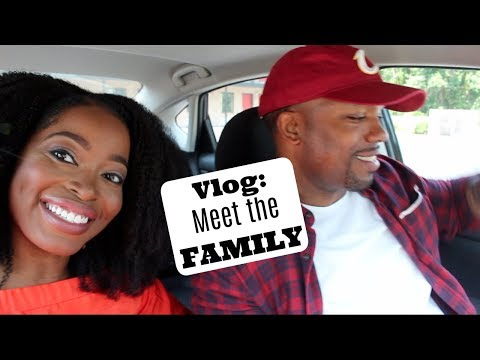 Vlog: Babe Meets the Family....