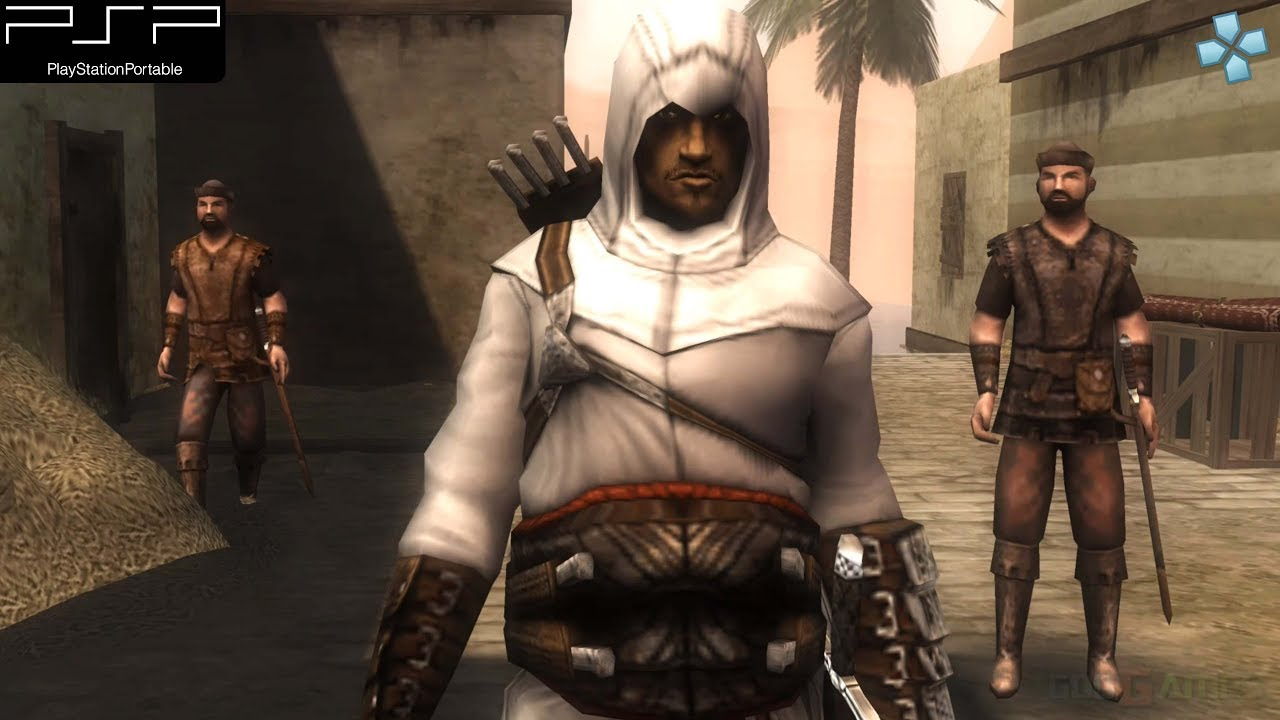 Assassin S Creed Bloodlines Psp Gameplay Ppsspp Youtube