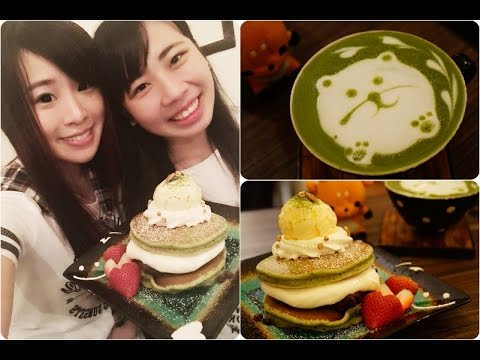 DATING WITH MY SIS WITH MATCHA溫古咖啡!! & DYE MY HAIR?   Moko