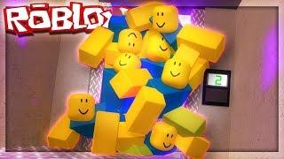 TEN VÝTAH SPADL!!! - PŘEDĚLANÝ VÝTAH | Roblox The Elevator - Remade