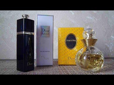 Парфюмерная вода  Dior Addict от Dior - ванильное блаженство