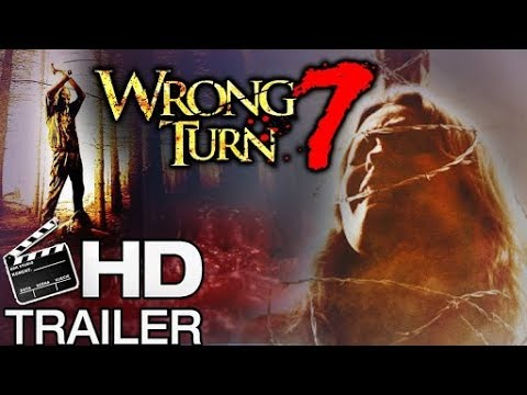 Wrong Turn 7 Official Trailer 2018 (HD)