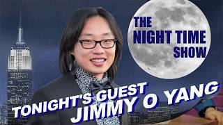 NOT HOT DOG! with Jimmy O Yang from Silicon Valley! #TheNightTimeShow