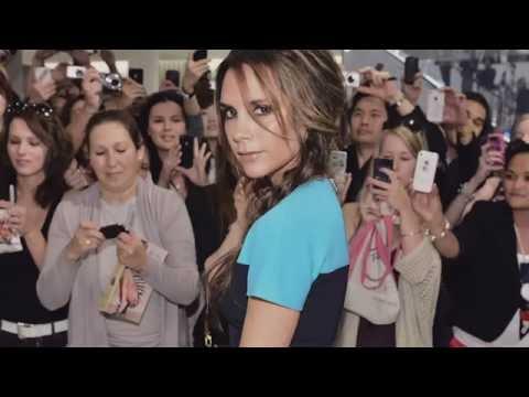 Виктория Бекхэм / Victoria Beckham  Living a Life of Style and Grace