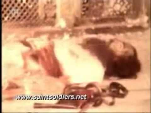 SANT BABA JARNAIL SINGH JI DEAD BODY MUSST WATCH