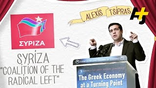 What Greek Radical Left Party