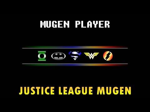 JUSTICE LEAGUE CROSSFIRE MUGEN