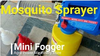 Mini Fogger Machine Farmate