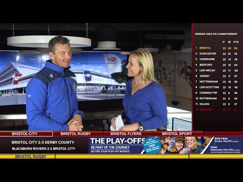 Bristol Sport TV - Featuring Sean Holley