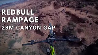 Remy Metailler - Red Bull Rampage 2015