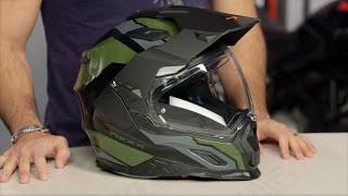 Nexx XD1 Baja Helmet Review at RevZilla.com