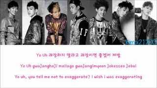 Download GOT7 - Girls Girls Girls [Hangul/Romanization/English] Color & Picture Coded HD MP3 song and Music Video