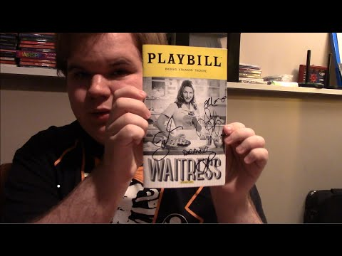 Waitress Broadway Review! (Part 1)