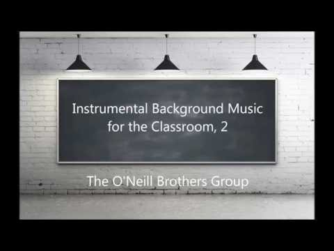 Instrumental Background Music for the Classroom, 2