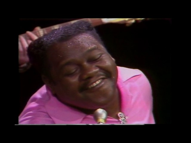 Fats Domino on The Barry Richards Turn On Show