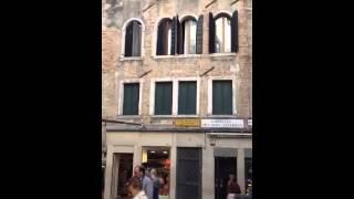 Hotel Al Vagon in Venice, Italy