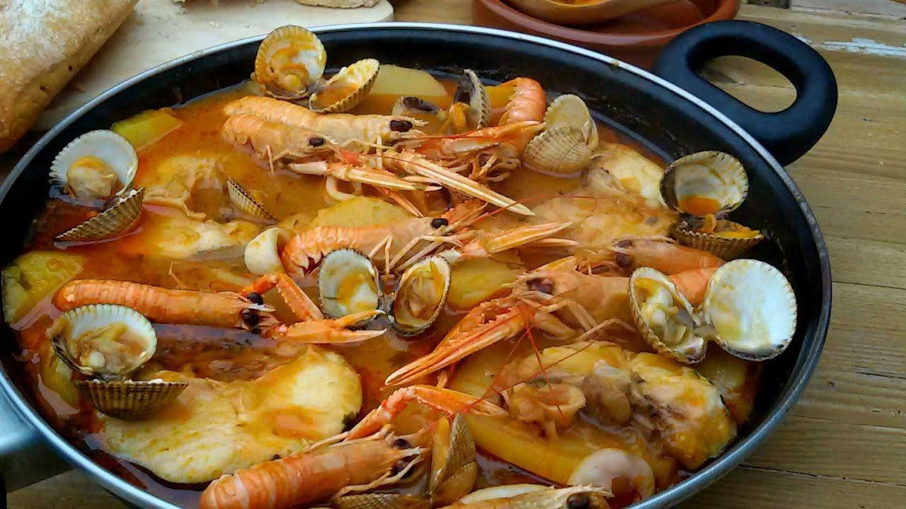 Suquet De Pescado  Suquet De Peix