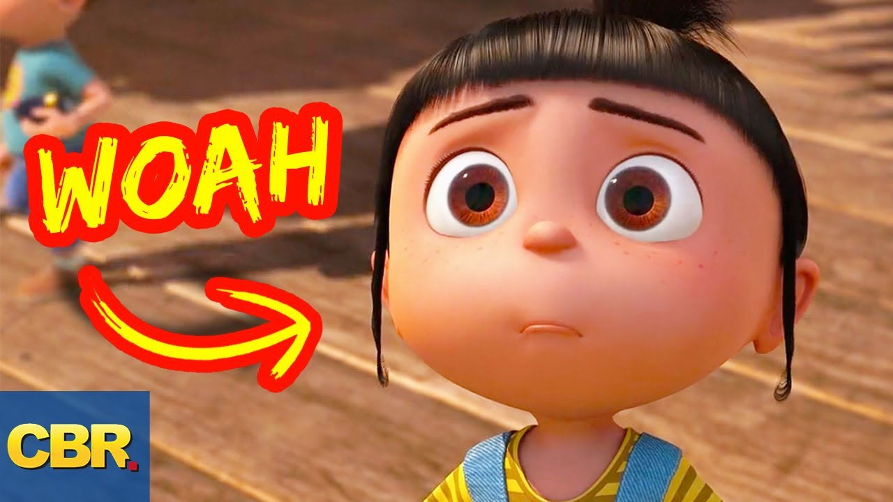 10 Despicable Me Theories Too Dark For Kids To Know Youtube