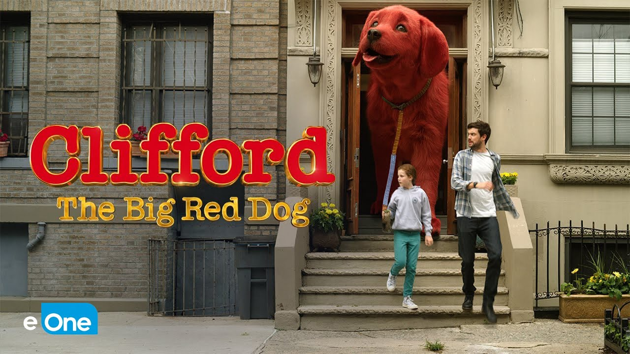 Download CLIFFORD THE BIG RED DOG   Official Teaser HD   eOne Films