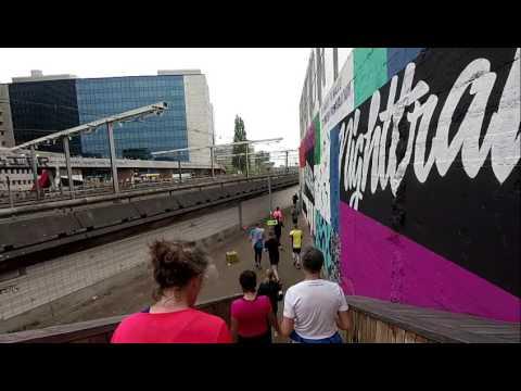 Rotterdam Urban Trail 2017