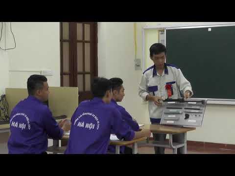 Hội giảng giáo viên dạy nghề cấp Bộ năm 2017 - 00002