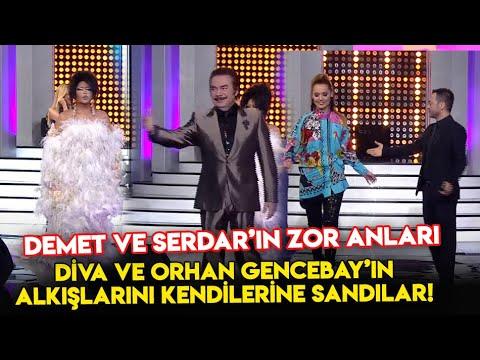 Orhan Gencebay ve Bülent Ersoy'a Gelen Alkışları Kendilerine Sandılar Olanlar Oldu! Popstar