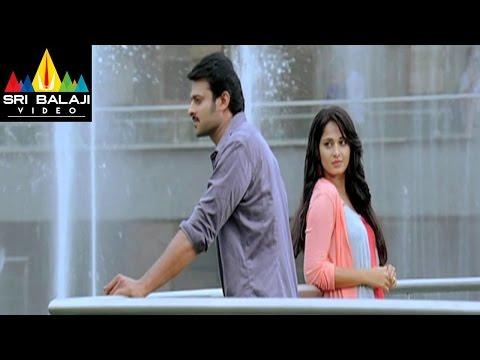 Mirchi Movie Katuka Kallanu Chuste Video Song Teaser | Prabhas, Anushka | Sri Balaji Video