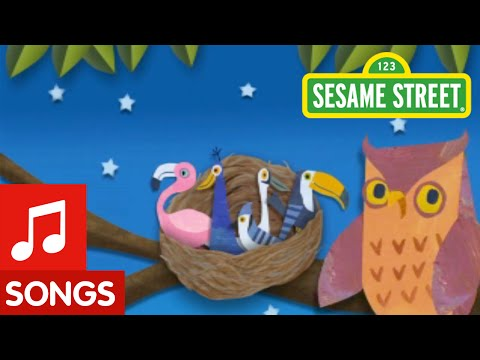 Sesame Street: Blue Jay Song