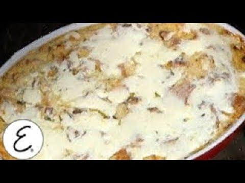 Creole Breakfast Bread Pudding - Emeril Lagasse