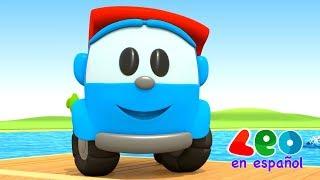 Leo el Pequeño Camión - Los mejores vídeos para niños (8 episodios)