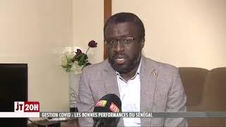 Le Sénégal, champion d'Afrique dans la gestion du Covid-19