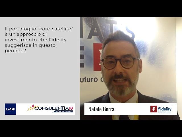 Natale Borra (Fidelity) - Consulentia 2018