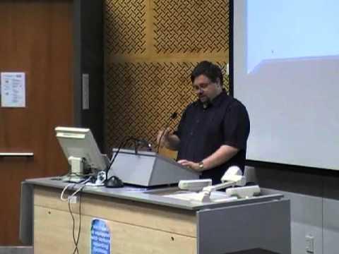 Software Patent Debate - Peter Harrison - Part 1