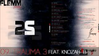 Flemm - Trauma 3 ft. Knozah` B. (Official Audio)