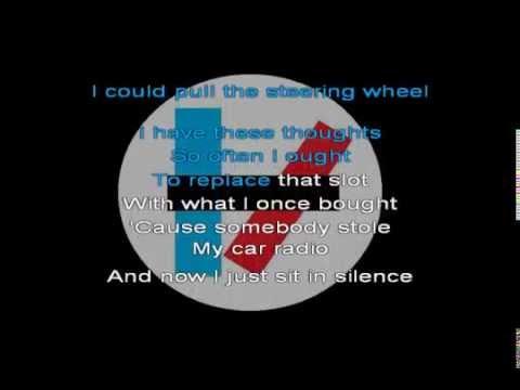 Car Radio (karaoke) In The Style Of Twenty One Pilots