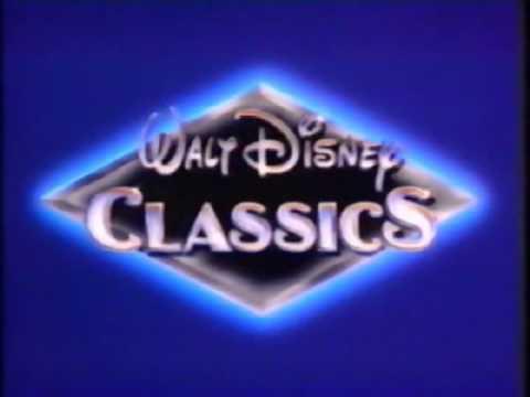 Walt Disney Classics Logo With MGM UA Home video